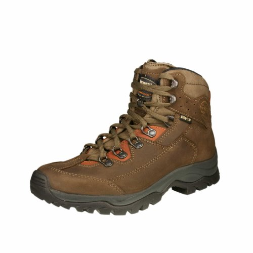 Meindl Scarpe Scarpe Outdoor Scarpe Da Trekking Oviedo Lady Gtx Narrow Brown Rust