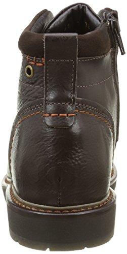 Josef Seibel Men's Elias 09 Ankle Boots, Black Brown (Mocca/Moro 198)