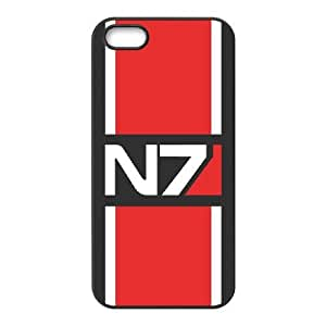 Mass Effect For iPhone 5, 5S Cases Cover Cell Phone Case STR654297