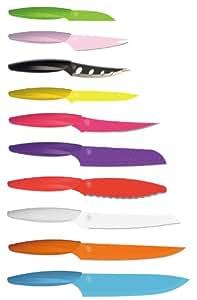 Gela 10-Piece Knife Set, Multi