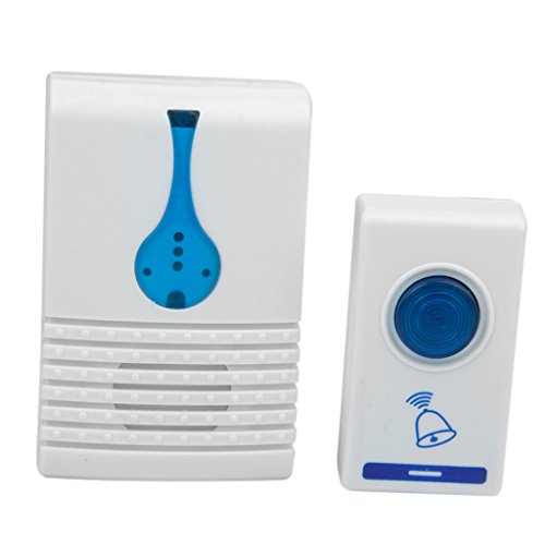 2pcs Digital Wireless Elegant Home Remote Control Doorbell 32 Music Melodies