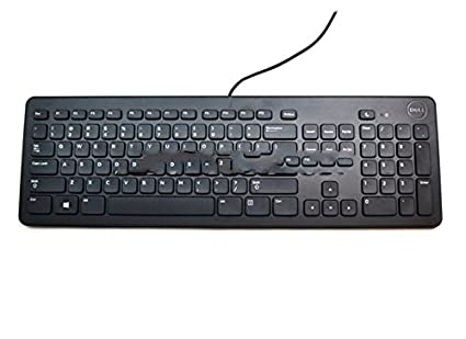 Amazon.com: Dell N8WF8 Wired Usb Quiet Keyboard: Computers \u0026 Accessories