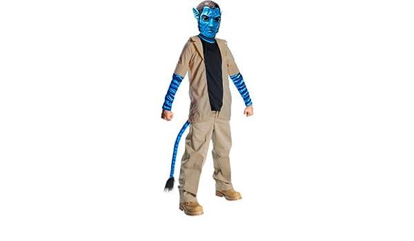 Jake - Disfraz de avatar para niño, talla 122 cm: Amazon.es ...