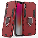 Cocomii Black Panther Armor iPhone XS Case NEW [Heavy Duty] Premium Tactical Metal