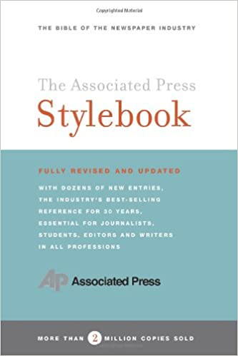 The associated press stylebook and briefing on media law norm the associated press stylebook and briefing on media law 42nd edition fandeluxe Image collections