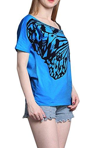 5a6fe8fc9 Buy butterfly collar shirt for women BEST VALUE, Top Picks Updated + BONUS
