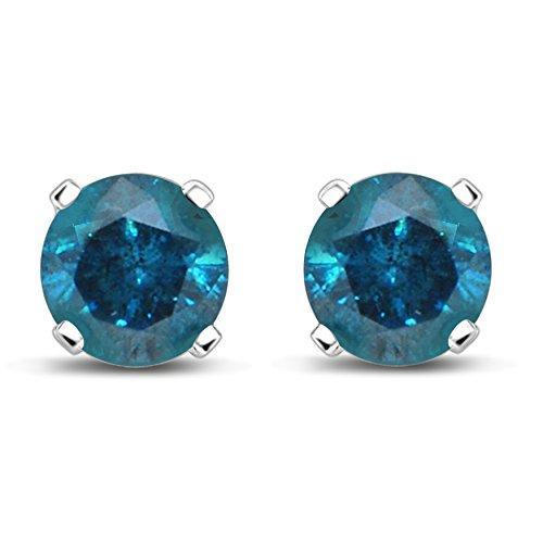 Diamond Jewel 14K White Gold B