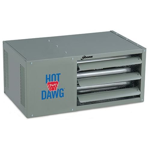 (Modine HD100AS0121 100000 BTU Unit Heater LP 80% AFUE Power Vented)