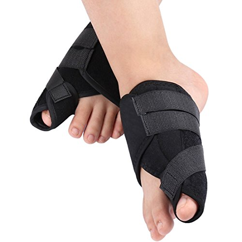 Bringsine Bunion Splint, Big Toe Joint Pain Relief for Crooked Toes Alignment, Bunion Correctors, Bunion Relief for Daytime and Bedtime, Ease Foot Pain, Prevent Bunion Surgery 1 Pair by Bringsine