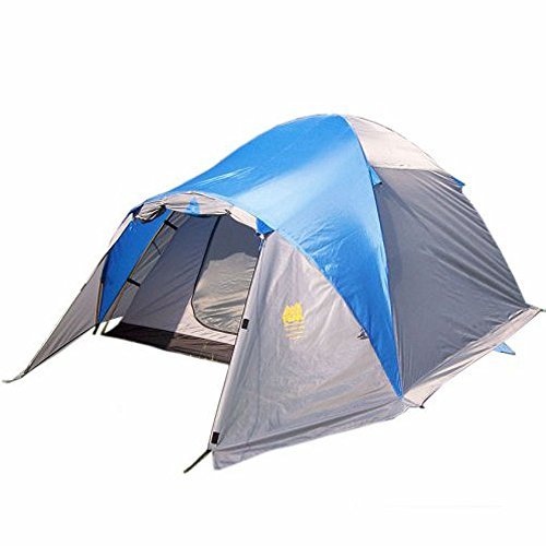 The South Col is constructed from lightweight and durable Ripstop Polyester and the seams are all fully taped. Whatu0027s more the South Col is protected by a ...  sc 1 st  Angel Outdoors & Best Extreme Weather Camping Tents - Cold Hot All the Above...