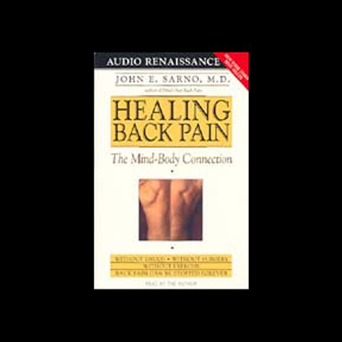 Healing Back Pain Audiobook [Free Download by Trial] thumbnail