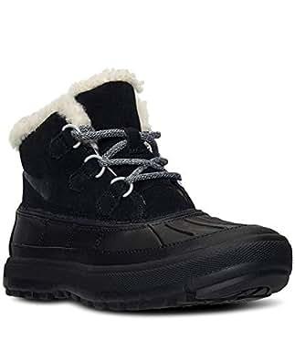 Amazon.com   NIKE Women's Woodside II Chukka Boots (6)   Boots