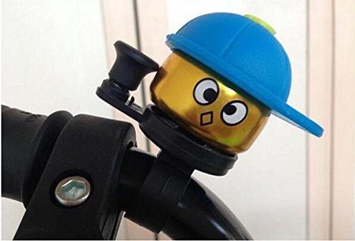 5cinq Hot nouveaux enfants Vélo de Bell Mini Bell Petit Garçon Bague Bell pour vélo de football Corne 5Five