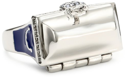 (Disney Couture Treasure Chest Ring, Size 8)