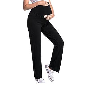 Dove acquistare Zeta Ville -Damen Pantalone prémaman. Disponibile in 3 Lunghezze di Gamba – 691c
