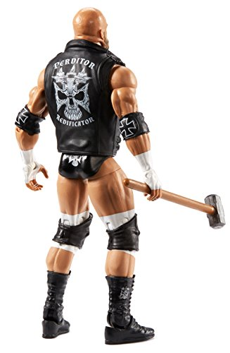 WWE Elite Collection Series # 60 Triple H Action Figure