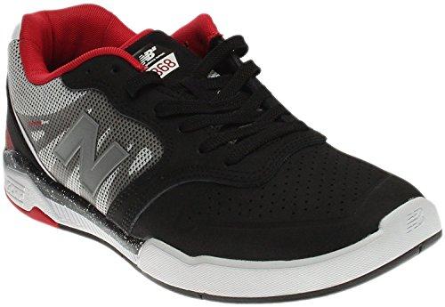 New Balance Mens Nm868bwr, Negro Blanco Rojo, 42.5 D(M) EU/8.5 D(M) UK