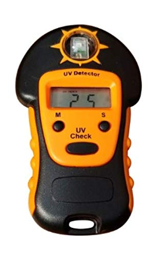 Nextav UV Detector for Measuring Sun Light UV Level - Portable Handheld Sun Light UV Detector (3A) (Ultra Violet Meter)