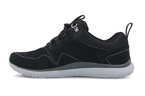 Merrell Herren Getaway Locksley Lace LTR Sneaker Schwarz