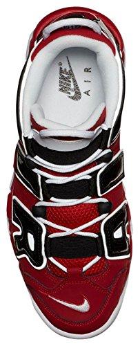 Nike Air Mere Uptempo '96 Varsity Rød, Hvid-sort