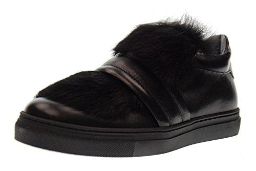 Baskets B54829 Chaussures MORELLI Femme Basses black Noir de Pour gtAq4q5wW