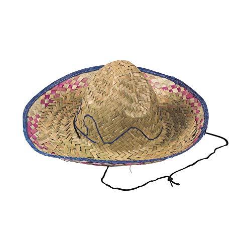 - Child Embroidered Sombrero Hats (1 dz)