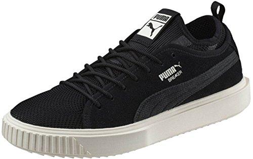 Sneaker Da Uomo Puma Da Uomo In Mesh Nero / Bianco Bisbiglio