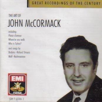 (The Art of John McCormack)