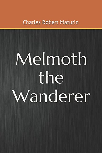 Book cover for Melmoth the Wanderer