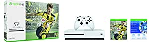 Consola Xbox One S 500 GB + FIFA 17 - Xbox One - Bundle Edition