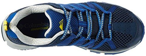 Columbia Mountain Masochist Iii, Zapatillas de Running para Asfalto para Hombre Azul (Royal/collegiate Navy 476)