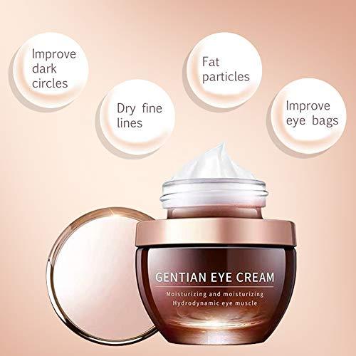41b%2BhHfK6jL - Under Eye Cream, Under Eye Bags Treatment, Anti Aging Eye Cream, Eye Repair Cream to Reduce Eye Bags/Dark Circles/Wrinkles/Fine Lines/Fat Granule