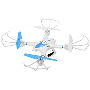 RCtown FPV Drone RC Quadcopter with Wifi Camera Live Video Headless Mode 2.4GHz 4 Chanel 6 Axis Gyro RTF RC Quadcopter, Compatible with 3D VR Headset (DRAGONKNIGHT1) from RCtown