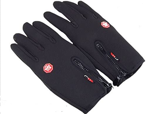 Smipleyourstyle/® Women Mens Winter Outdoor Cycling Gloves Touchscreen Gloves for Smart Phone