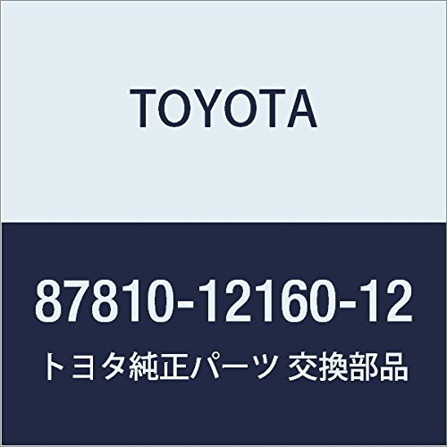 Genuine Toyota 87810-12160-12 Rear View Mirror Assembly
