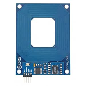RFID Reader # 28140 With 2 Transponder Tags - Parallax Inc