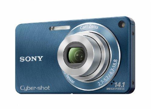 Sony DSC-W350 14.1MP Digital Camera with 4x Wide Angle Zo...