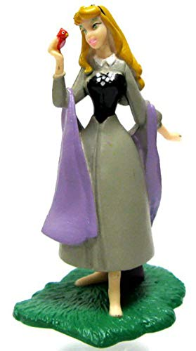 Disney Princess Sleeping Beauty Aurora Exclusive 3.5-Inch PVC Figure [Bird -
