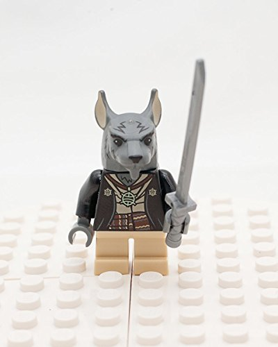 Lego SPLINTER TMNT From Set 79117 with sword