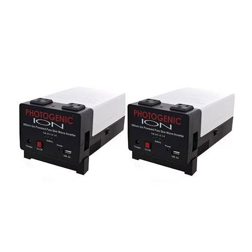 Photogenic ION Lithium-ion Powered Pure Sine Wave Inverter Kit