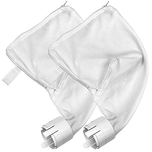 PGFUN 2 Pack Polaris Bags All Purpose Filter Bag Polaris Replacement Parts for Pool Cleaner for Polaris 360, 380 ,K13, K16