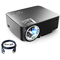 Xinda 2000-Lumen LED Projector Deals