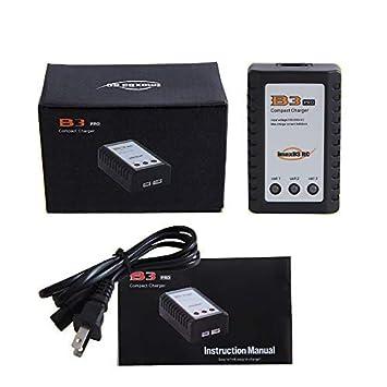 Amazon.com: RC B3 LiPo 2S-3S cargador equilibrador de ...