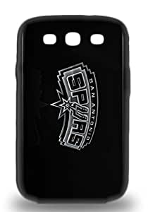 Galaxy Anti Scratch 3D PC Case Cover Protective NBA San Antonio Spurs Logo 3D PC Case For Galaxy S3 ( Custom Picture iPhone 6, iPhone 6 PLUS, iPhone 5, iPhone 5S, iPhone 5C, iPhone 4, iPhone 4S,Galaxy S6,Galaxy S5,Galaxy S4,Galaxy S3,Note 3,iPad Mini-Mini 2,iPad Air )