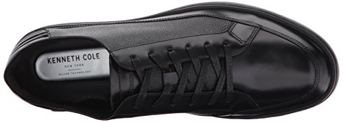 Kenneth Cole New York Mens Brand Stand Fashion Sneaker Black eqy3j
