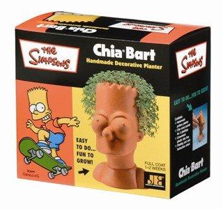 Joseph Enterprises CP 053-16 Bart Simpson Chia Pet- Case of 16