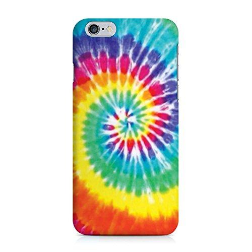 COVER Batik Gipsy Hippie Muster regenbogen Handy Hülle Case 3D-Druck Top-Qualität kratzfest Apple iPhone 6 6S