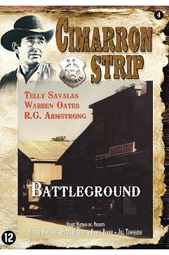 Cimarron Strip: The Battleground [Region 2]