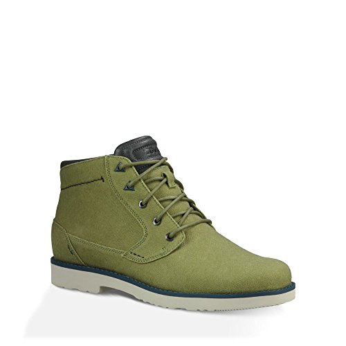 Teva Men's Mason Waxed Canvas Boot