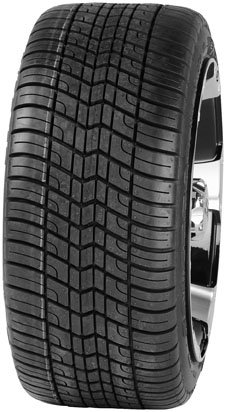 ITP Ultra GT Golf Cart Tire - Front/Rear - 205/30-12 , Position: Front/Rear, Rim Size: 12, Tire Ply: 4, Tire Type: ATV/UTV, Tire Application: All-Terrain, Tire Size: 205/30-12 5000816